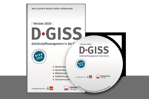 DGISS: Alles zur Software – Booklet und CD-Rom